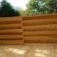 Deck Stairs Gutter 7